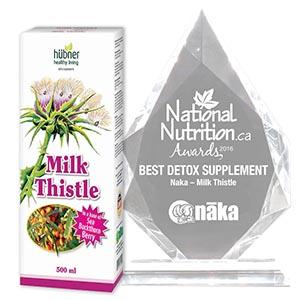 Naka – Milk Thistle