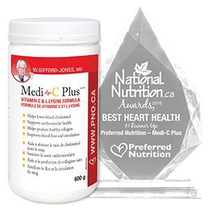 Preferred Nutrition – Medi-C Plus