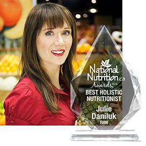 Julie Daniluk, RHN