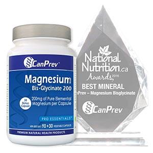 CanPrev – Magnesium Bisglycinate
