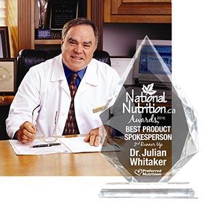 Dr. Julian Whitaker – Preferred Nutrition
