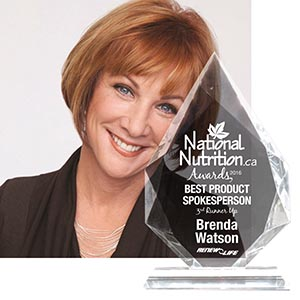 Brenda Watson, Renew Life