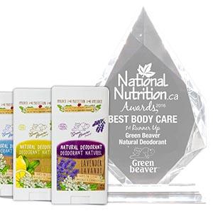 Green Beaver – Natural Deodorant