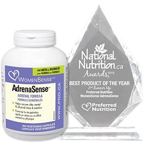 Preferred Nutrition – WOmensSense Adrenasense