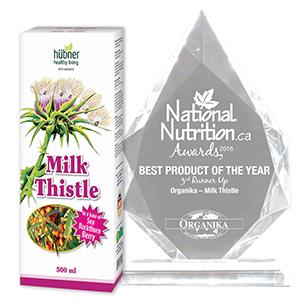 Organika-Milk Thistle